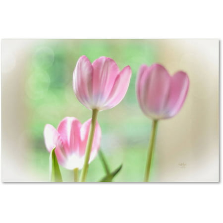 3 Arm Tulip - Trademark Fine Art