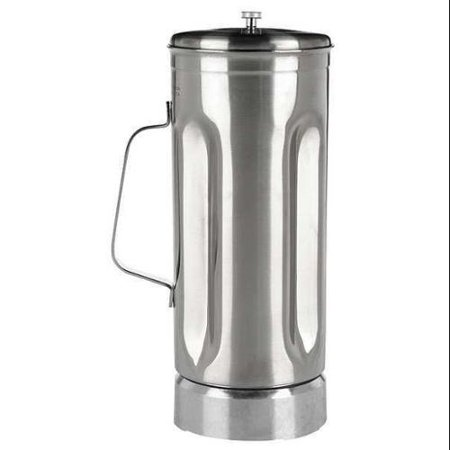 WARING COMMERCIAL SS810 Two Liter Container,2L (Waring Commercial Cac90 Stainless Steel Container 64 Ounce)
