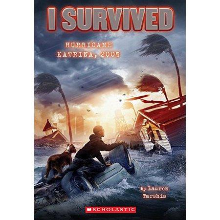 I Survived Hurricane Katrina, 2005 (I Survived #3) (Paperback) (Katrina Hurricane)