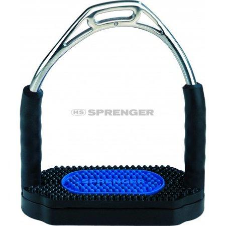 Herm Sprenger Stirrups (Herm Sprenger Bow Balance Stirrup Irons 5 1/8 4426613255)
