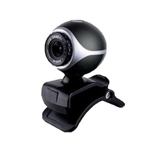 Inland USB 1.1 Webcam, Black