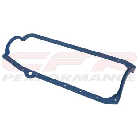 Thick Chevy Small Block (CFR HZ-7489 1958-79 Chevy Small Block Oil Pan Rubber Gaskets -)