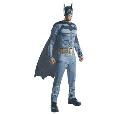 Adult Mens Batman DC Comics Arkham City Origins Asylum - Gotham City Costumes