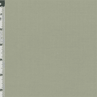 Mist Gray Iridescent Shantung Drapery Fabric, Fabric By the Yard