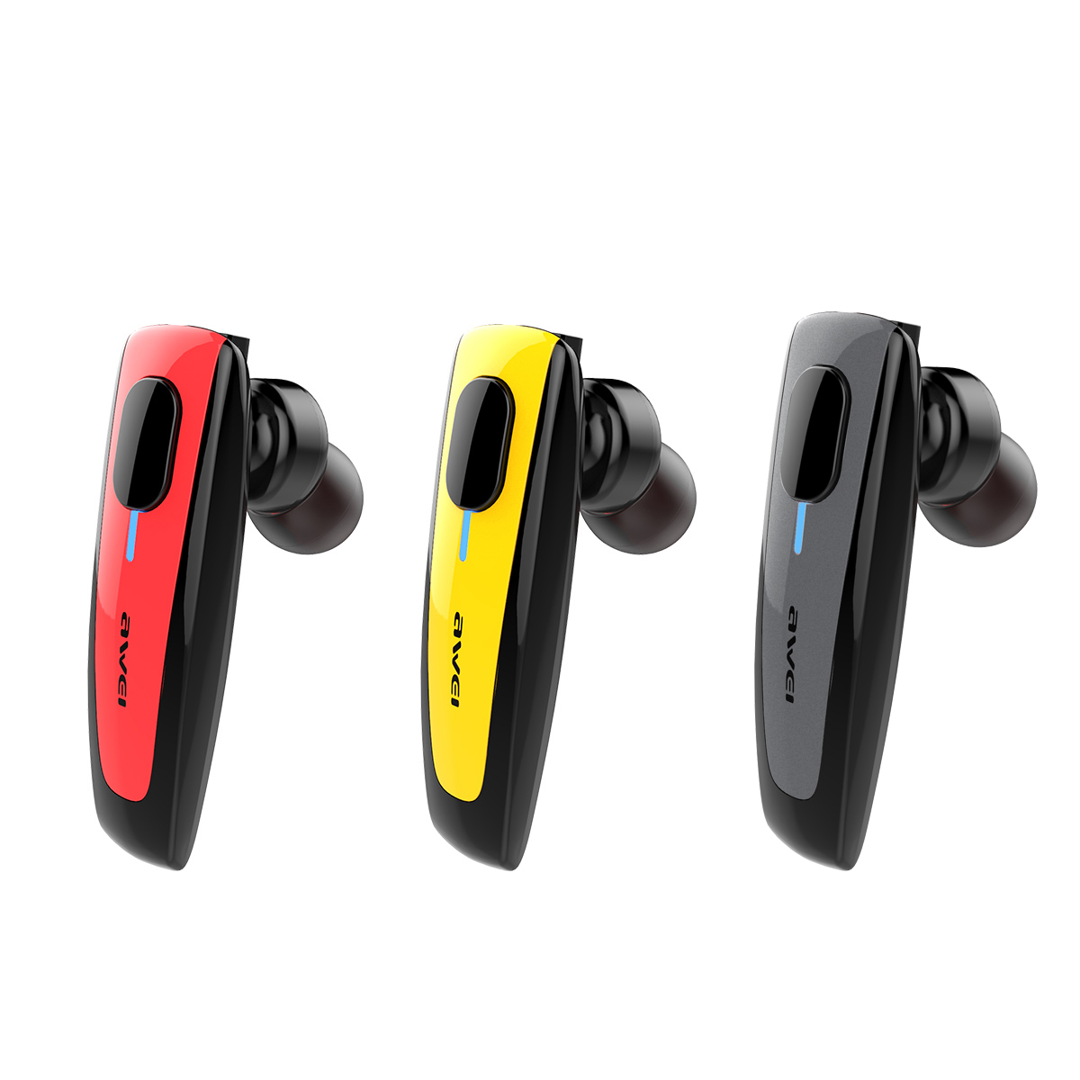 Bluetooth Headset Wireless Bluetooth 4.1 In Ear Earpiece Earphones Headphones with Noise Reduction Hands Free Mic for Office/Business/Workout/Driver/Trucker