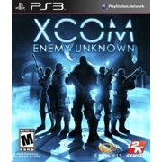 X-Com Enemy Unknown, 2K, PlayStation 3, 710425471452