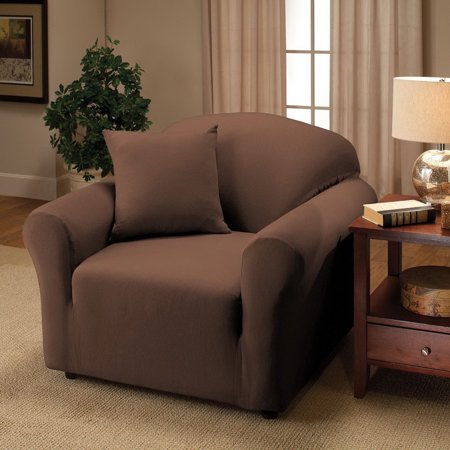Zimtown Sofa Stretch Slipcover One 1 Seater Couch Cover Chair Recliner