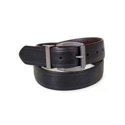 Wrangler Big Men's Reversible Belt Shoes Belt Bag