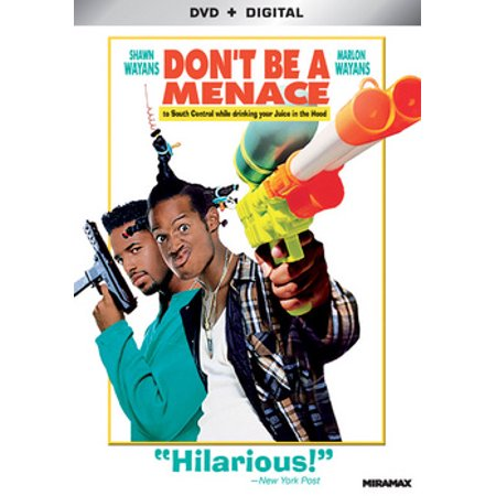 Don't Be a Menace (DVD) (Loc Dog Don T Be A Menace)