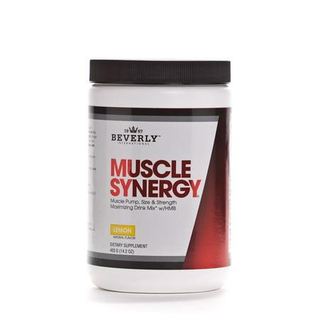 Beverly International Muscle Synergy Lemon    14 2 Oz