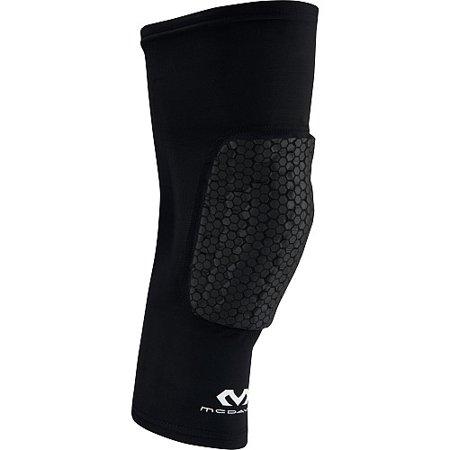 e88b93828b McDavid 6446X Teflx Extended Cuff Padded Leg Support Sleeves 1 Pair Black  Medium - Walmart.com