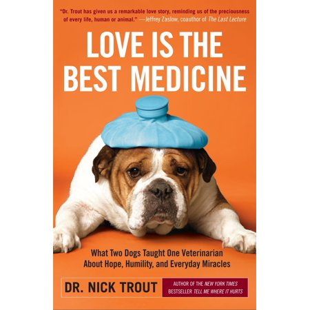 Love Is the Best Medicine : What Two Dogs Taught One Veterinarian about Hope, Humility, and Everyday
