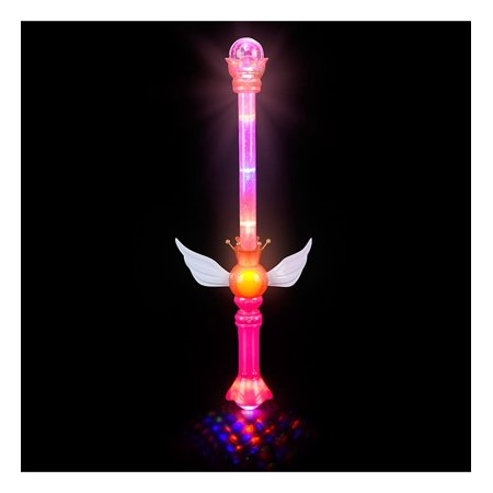 Rhode Island Novelty Rhode Island Novelty LED Light Up Royal Princess Moon Scepter Wand Costume - Led Costume For Sale