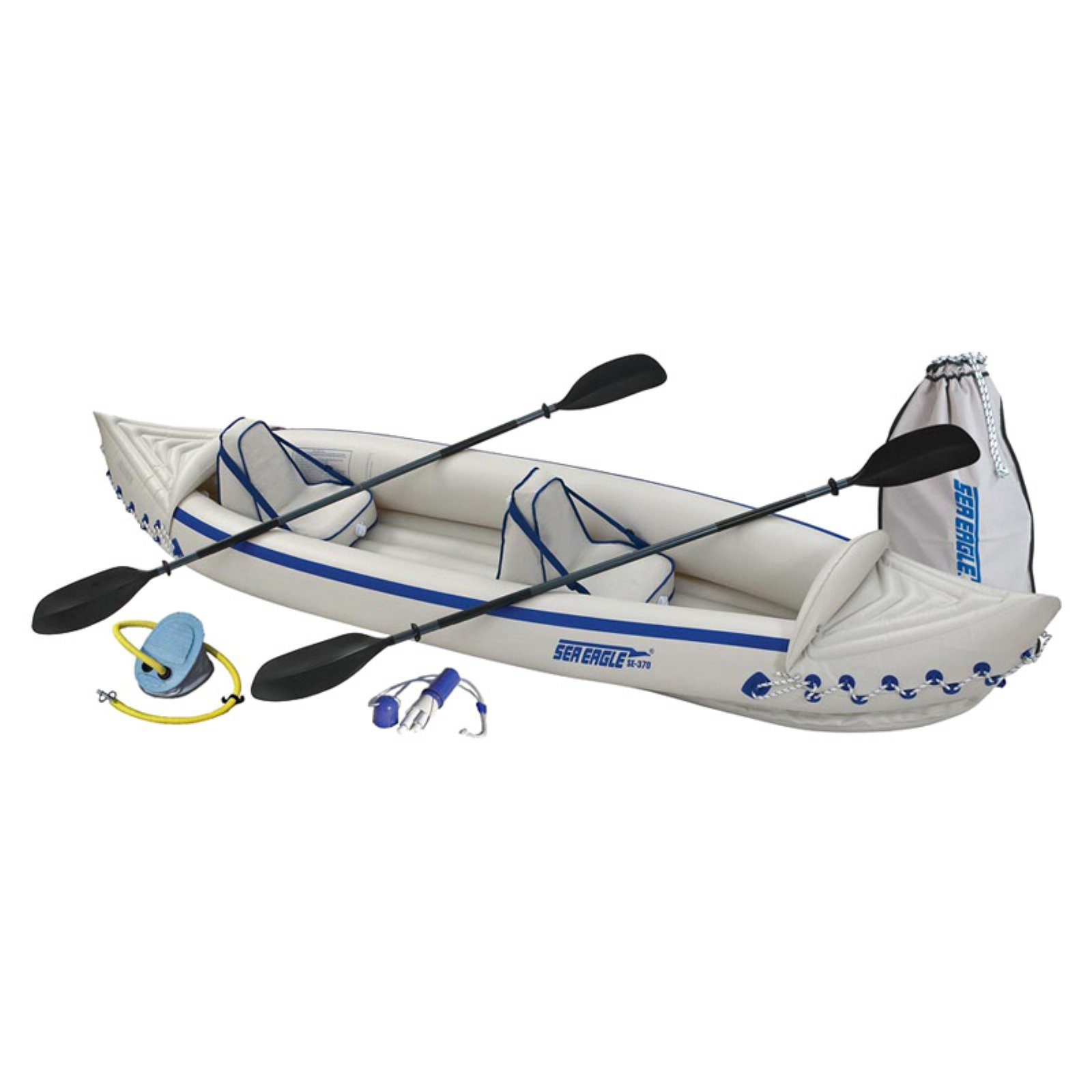 Sea Eagle Sport 370 Pro Kayak Package by Sea Eagle