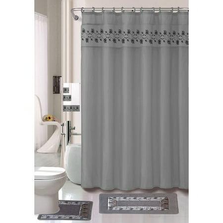 Ben And Jonah Royal Shower Curtain Set