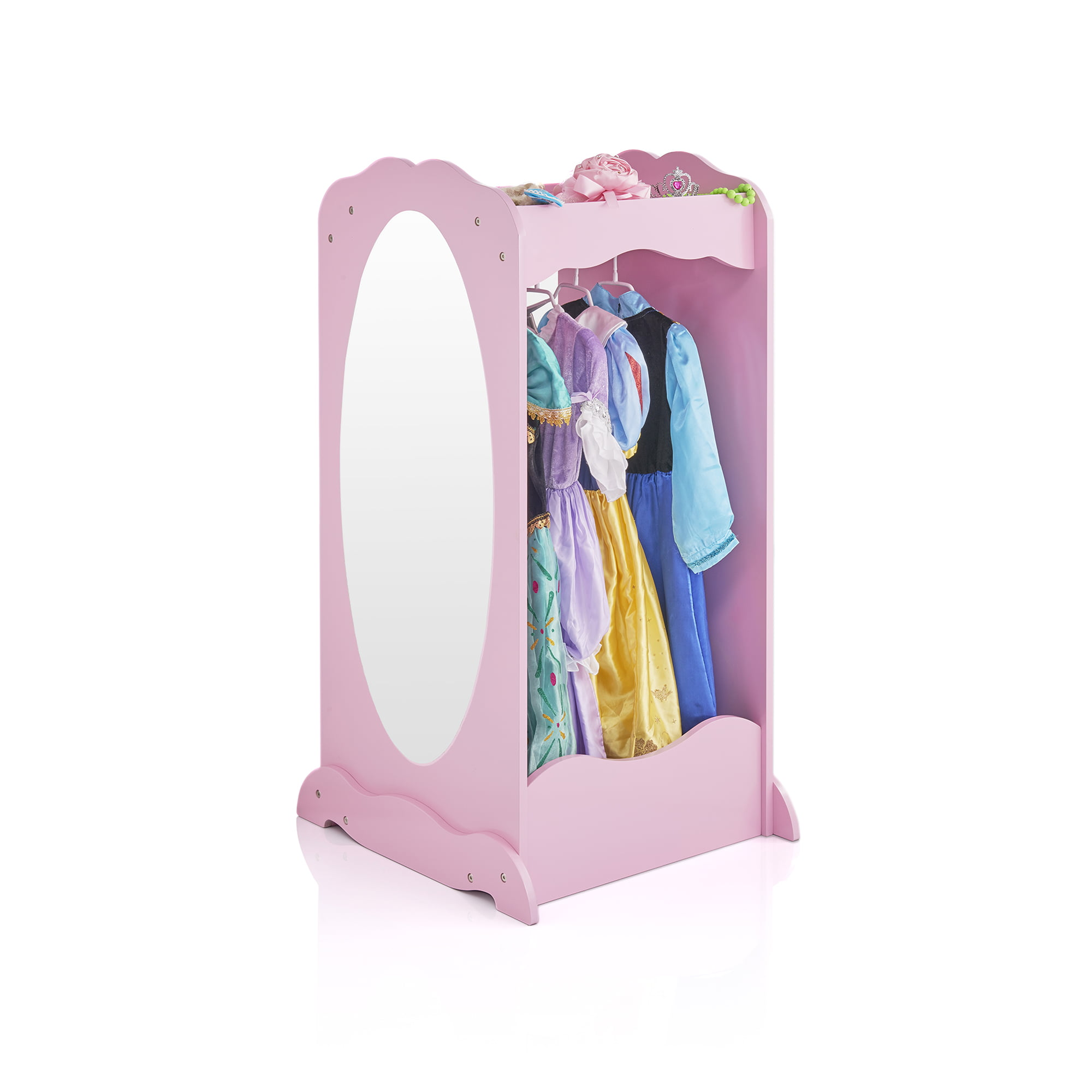 Dress-Up Cubby Center Pink by GC Exclusives