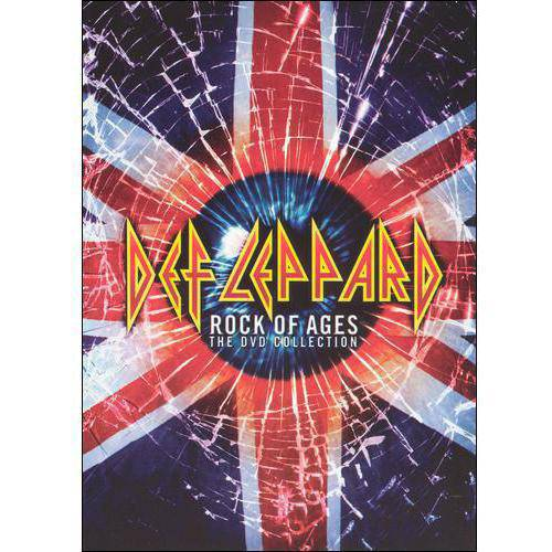 Rock Of Ages: The DVD Collection (Music DVD) (Amaray Case)
