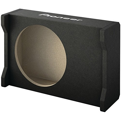 PIONEER PIOUDSW250DB Pioneer 10 Inch Downfiring Enclosure For The Ts-sw2502s4 Subwoofer