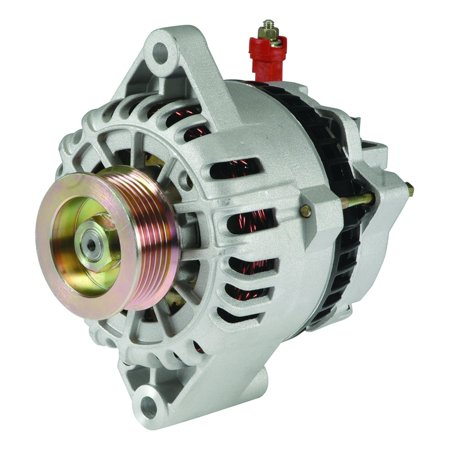 New Alternator For 2001 2002 2003 2004 Ford Mustang 3.8L 3.8, 2004 3.9L (Ford Mustang Brochure)