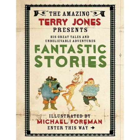 Fantastic Stories by