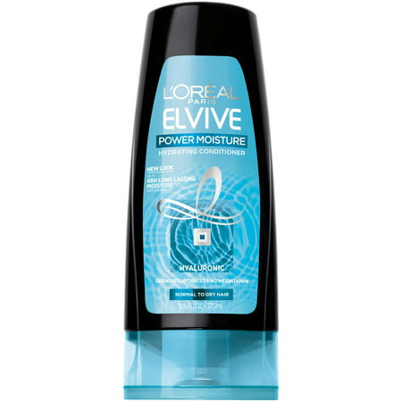 L'Oreal Paris Elvive Power Moisture Hydrating Conditioner 12.6 FL (Hempz Hydrating Conditioner)