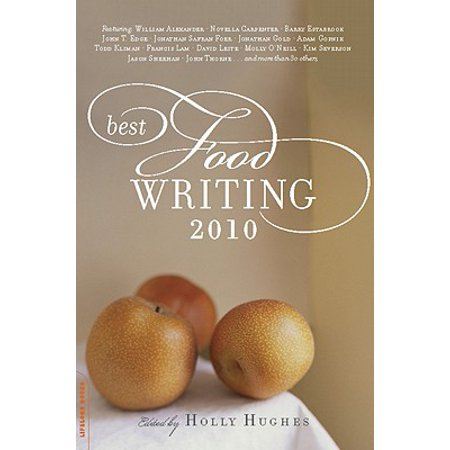 Best Food Writing 2010 - eBook
