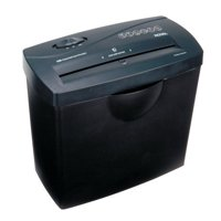 Royal 29183G-BK CX6 6-Sheet Crosscut Shredder