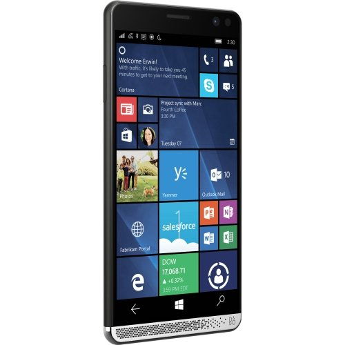 HP Elite X3 Smartphone - Graphite X5V47AA-ABA Elite X3 Sm...