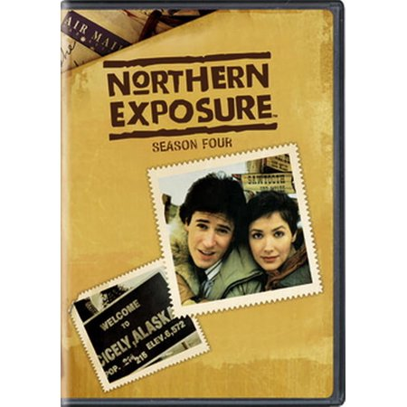 Northern Exposure: The Complete Fourth Season