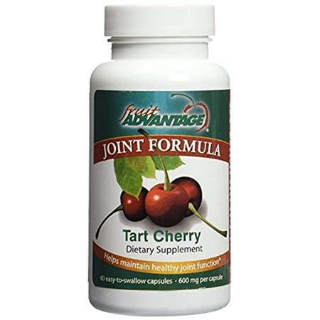 Tart Cherry Capsules Joint Formula Made With Montmorency Cherries - 6 Pack Joint Formula Tart Cherry
