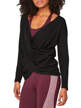 Threads 4 Thought Women's Athleisure Meridian Wrap Top