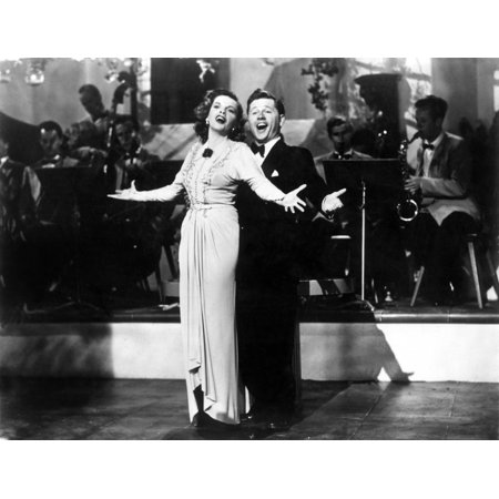 Print Music (Words And Music Judy Garland Mickey Rooney 1948 Photo Print)