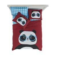 Deals on Your Zone Red Panda Quilt in a Bag