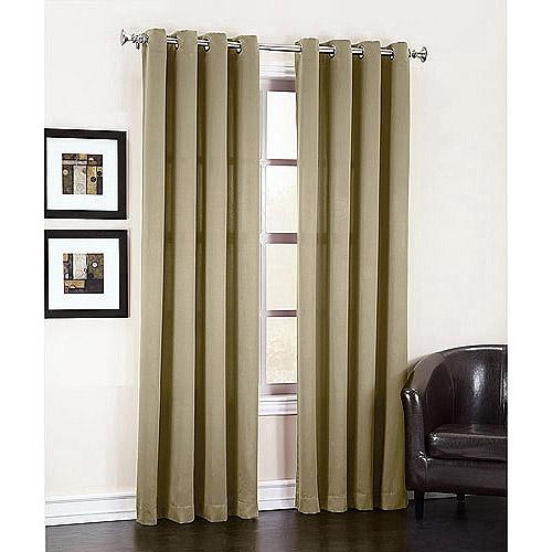 Madison Grommet Room-Darkening Curtain Panel