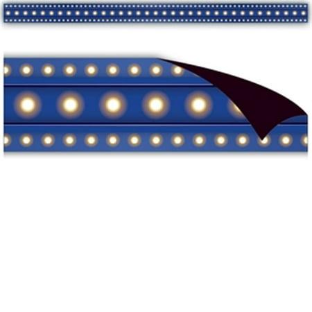 Blue Magnetic Strip (Dark Blue Marquee Magnetic)
