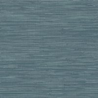 NuWallpaper Navy Grassweave Peel & Stick Wallpaper