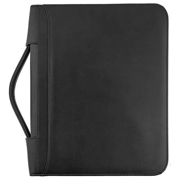 MSP Professional Portfolio Briefcase With Smart Handle