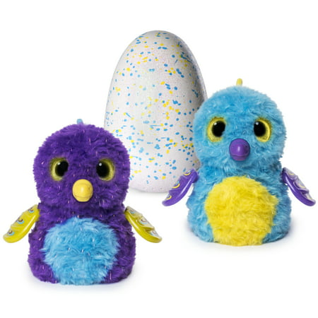 Hatchimals Glittering Garden   Hatching Egg   Interactive Creature   Shimmering Draggle By Spin Master