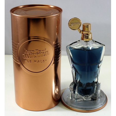jean paul gaultier jean paul gaultier le male essence de parfum 2 5 oz eau de parfum intense. Black Bedroom Furniture Sets. Home Design Ideas