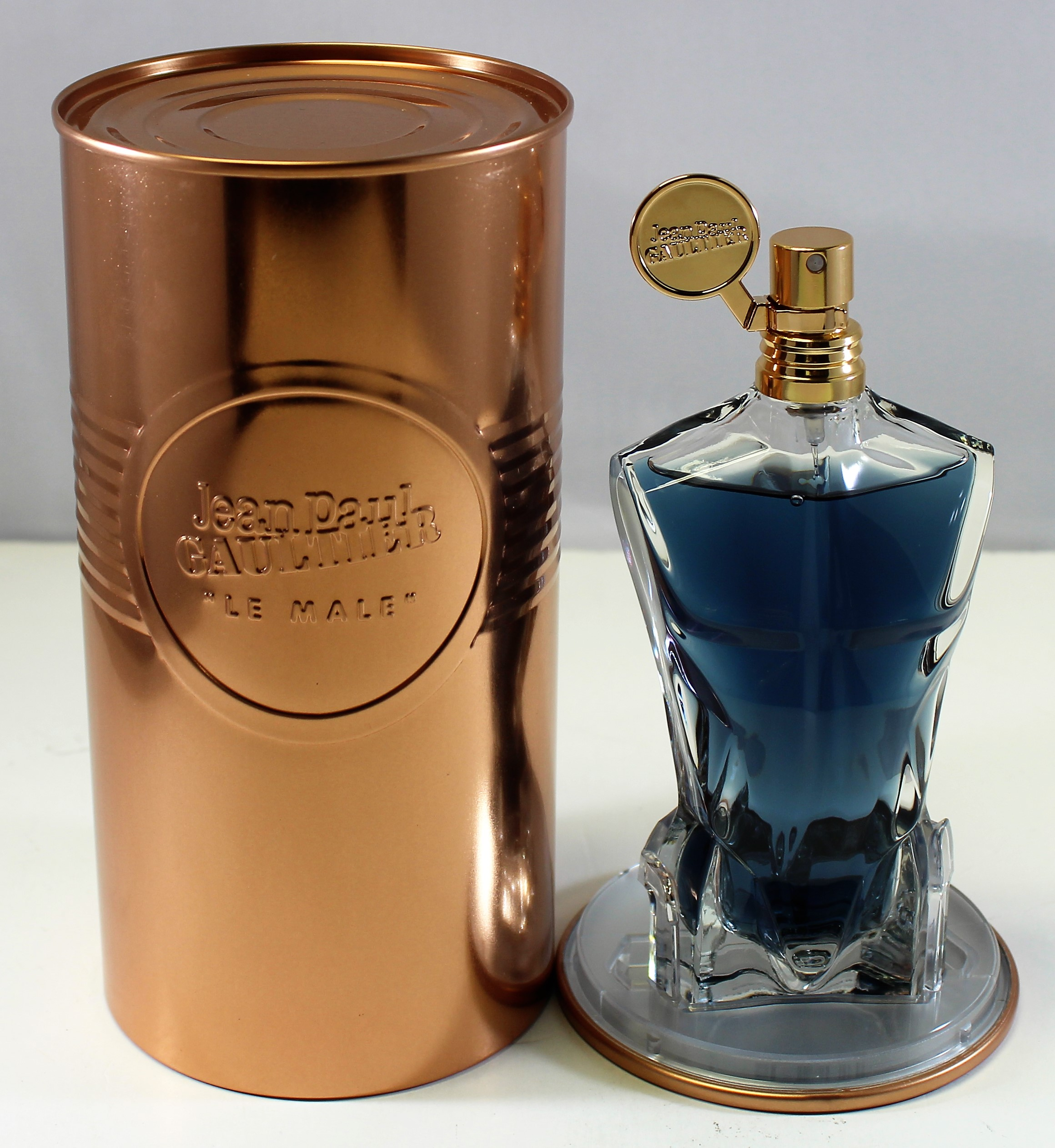Jean Paul Gaultier Le Male  Essence De Parfum 2.5 Oz Eau de Parfum Intense For Men