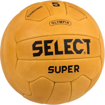 Select Super 1950 Leather Soccer Ball Leather Soccer Ball