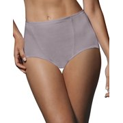 Cool Comfort Cottony Shaping Brief Light Control 2-Pack XL White