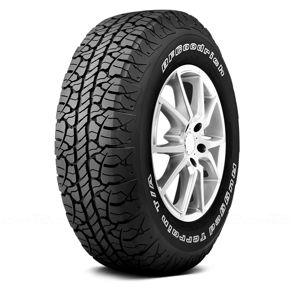 Bf Goodrich All Terrain Vs Goodyear Wrangler Duratrac