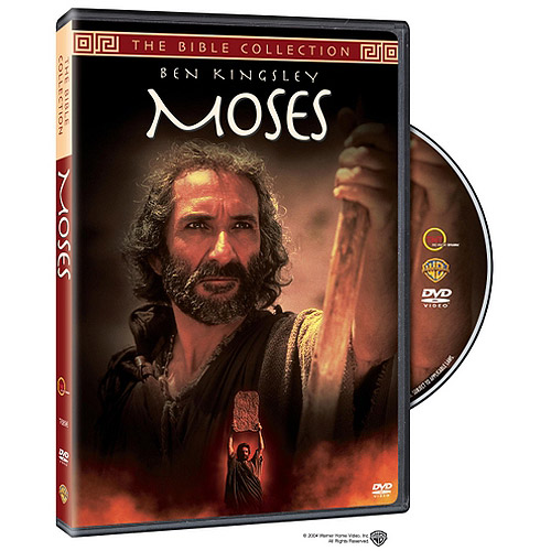 Bible Collection: Moses (Full Frame)