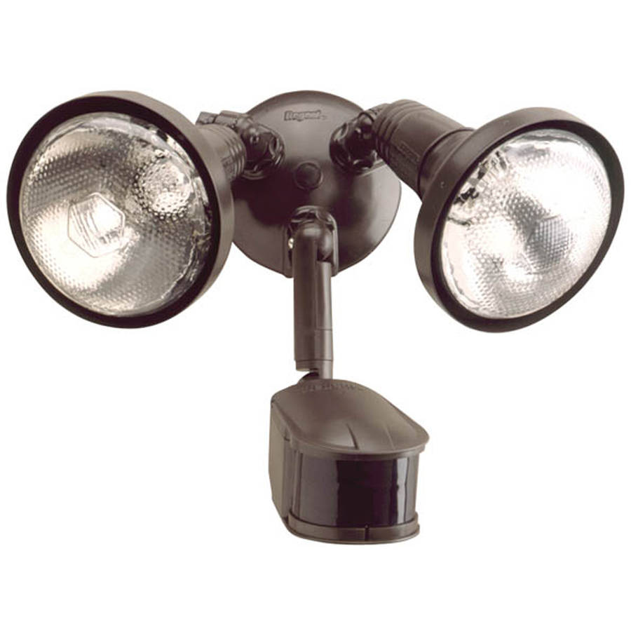 All Pro MS245R Two Light 240 Security Floodlight