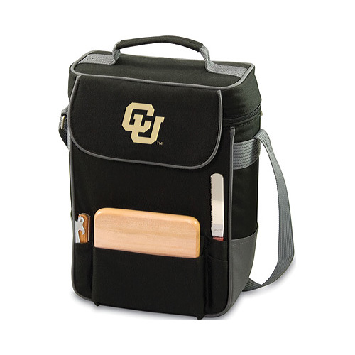 Picnic Time Duet University of Colorado Buffaloes Embroidered