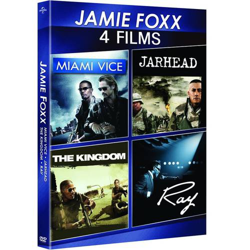 Jamie Fox: 4-Film Spotlight Series - Miami Vice / Jarhead / The Kingdom / Ray