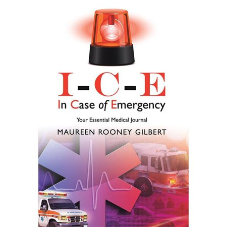 I-C-E in Case of Emergency - eBook