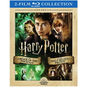 Harry Potter and the Order of Phoenix / Harry Potter and the Half-Blood Prince (Blu-ray)