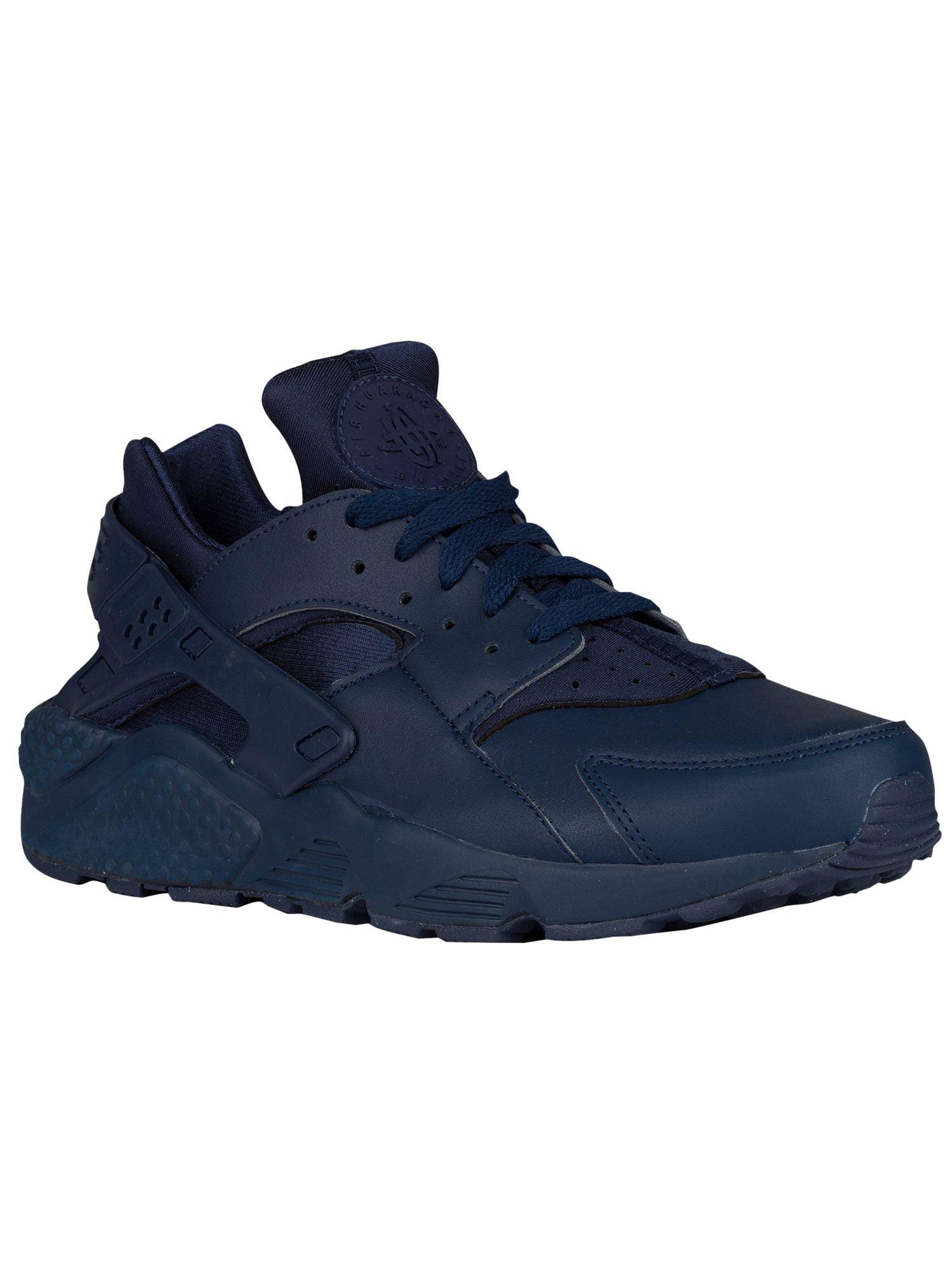 1a087b0a23df ... discount nike air huarache mens running shoes midnight navy midnight  navy midnight navy de661 39654